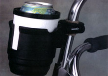 Universal Beverage Holder for Walkers and Wheelchairs