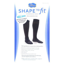Dr Comfort Men's Compression Dress Socks 20-30 mh Calf Support