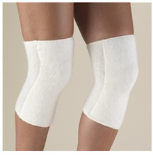 TRUFORM 79010 Wool Angora Knee Warmers- 1 Pair