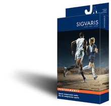 Sigvaris Men's & Women's Athletic Performance Socks 20-30mmHg 412c