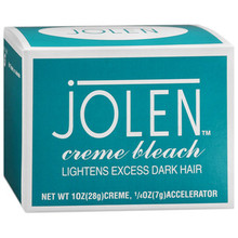 Jolen Creme Bleach For Hair - 1oz