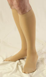TRUFORM 8865:  20-30 Knee High Closed Toe