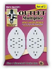 Outlet Multiplier Power Strip electricity adapter safe