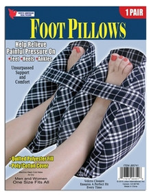 Foot Pillows relieve painful pressure