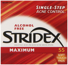 Stridex Triple Action Acne Pads