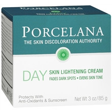 Porcelana Day Skin Lightening Cream - Dark Spot Corrector