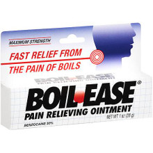Boil-Ease Ointment Maximum Strength - 1 oz