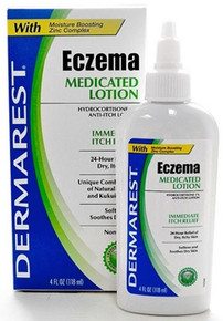 Eczema Medicated Lotion Dermarest Eczema Medicated Lotion