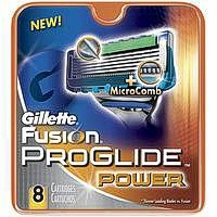 Gillette Fusion ProGlide Power Razor Blades 8ct