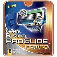 Gillette Fusion ProGlide Power Razor Blades 8ct