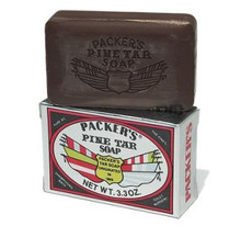 Packers Pine Tar Soap 3.3oz