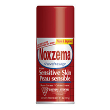 Noxzema Shave Cream Sensitive Skin 11 oz