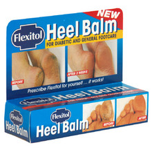 FLEXITOL Heel Balm 2 oz For rough, dry and cracked feet cream foot