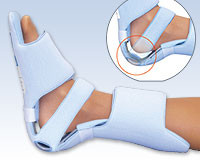 HealWell Soft Ease Multi-AFO/Heel Suspender