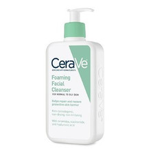 CeraVe Foaming Facial Cleanser 12 Ounces