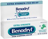 Benadryl Cream Extra Strength 1 ounce