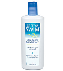 UltraSwim Chlorine-Removal Conditioner, 7-Ounce Bottles (Pack of 4)