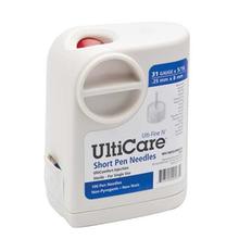 UltiMed UltiGuard Diabetic Pen Needles 31G X 5/16IN Box of 100 (09583)