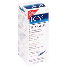 K-Y Personal Lubricant Jelly, 4-Ounce Bottles (Pack of 4)