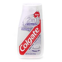 Colgate Toothpaste 2 In 1 Whitening 4.6oz