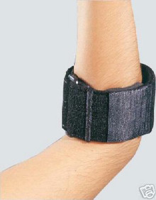 Bell Horn Tennis Elbow Support Strap
