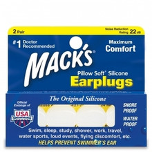 Mack's® Pillow Soft  Earplugs