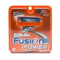 Gillette Fusion Power Replacement Cartridges 8 ct
