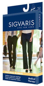 Sigvaris 503 Natural Rubber 30-40 OPEN Toe Unisex Pantyhose 503P