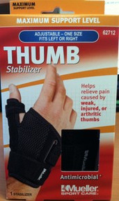 Mueller Adjustable Thumb Stabilizer