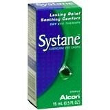 Systane Lubricant Eye Drops - 15 mL