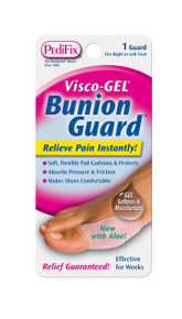Pedifix Visco - Gel Hallux Large Toe Bunion Guard - 1 each