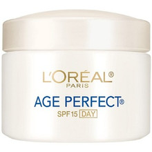 L'Oreal Age Perfect Day Cream for Mature Skin SPF 15 2.5 oz