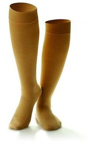 Dr Comfort Women 10-15 mmhg Compression Knee Trouser Socks Support Shape to fit DC2082XX (DC2082XX)
