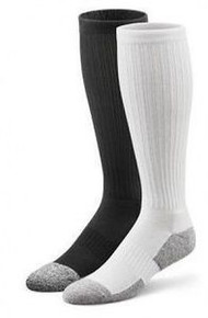 Dr Comfort Diabetic Knee Length Socks Supports Shape to Fit Seamless Unisex