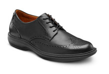 Dr. Comfort Men's Wing Diabetic Shoes w/ Free Gel Insert