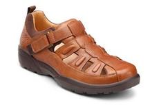 Dr. Comfort Men's Fisherman Diabetic Shoes w/ Free Gel Insert