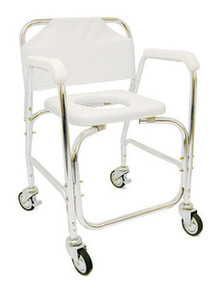Bath Shower Transport Chair