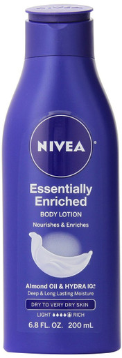 Nivea Lotion Essentially Enriched 6.8oz