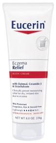 Eucerin Eczema Relief Creme 8OZ