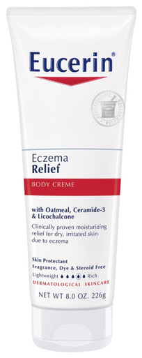 Eucerin products for eczema