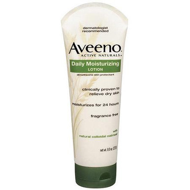 Aveeno Daily Moisturizing Lotion 8 Oz