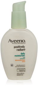 AVEENO POS RAD DAILY MOIST SPF15 4OZ