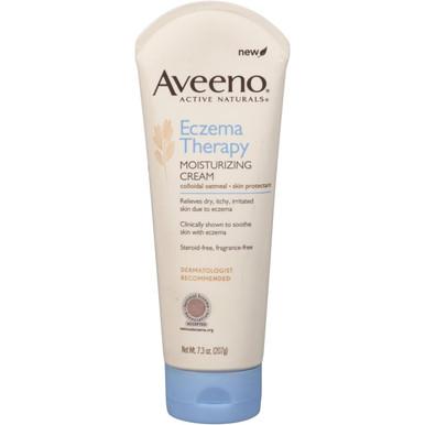 Aveeno Eczema Therapy Moisturizing Cream 7.3 oz