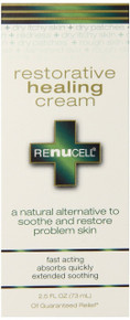 RENUCELL HEALING CREAM 2.5OZ