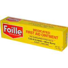 Foille Medicated First-Aid Ointment Tube - 1 Oz