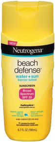 Neutrogena Beach Defense Lotion, SPF 30 - 6.7 oz