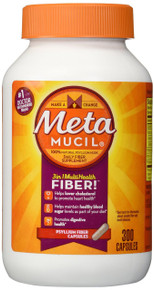 Metamucil Fiber Therapy for Regularity, Fiber Supplement Capsules - 100 Ea