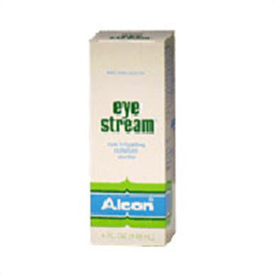 Alcon Eye Stream Eye Rinse Solution - 4 Oz