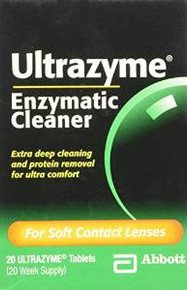 Ultrazyme Tablet 20ct