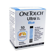 One Touch Ultra Strip 50ct Lifescan